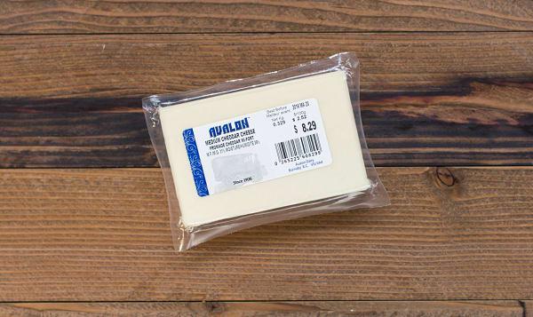 Medium White Cheddar Cheese