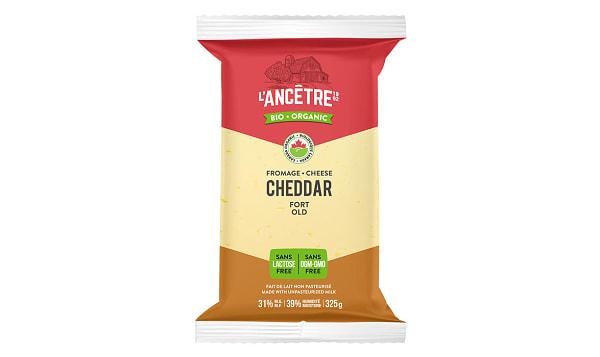 Organic Old Cheddar