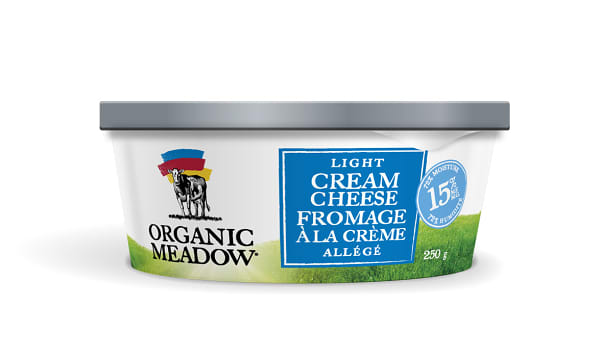 Organic Light Cream Cheese