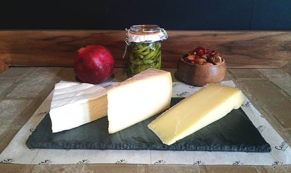 For the Love of Cheese - French Proper Platter