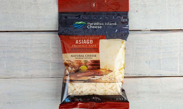 Asiago Shredded Cheese