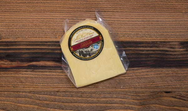 Grass-fed Cheddar - Medium