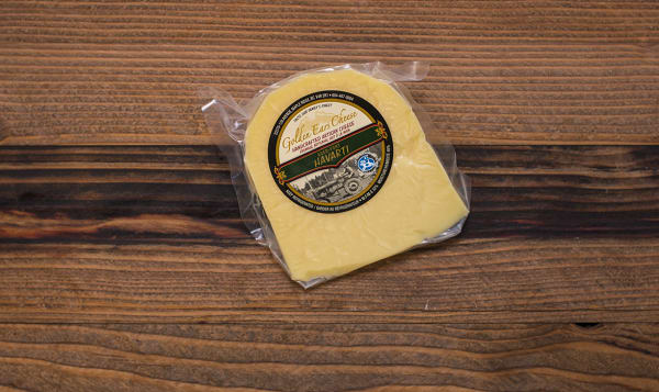 Grass-fed Havarti - Aged - Canadian Grand Prix Cheese Awards Finalist