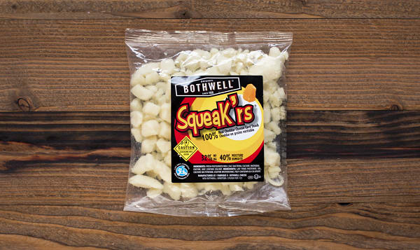 Squeak'rs White Cheddar Curds