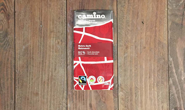 Organic Extra Dark Panama Bar 80%