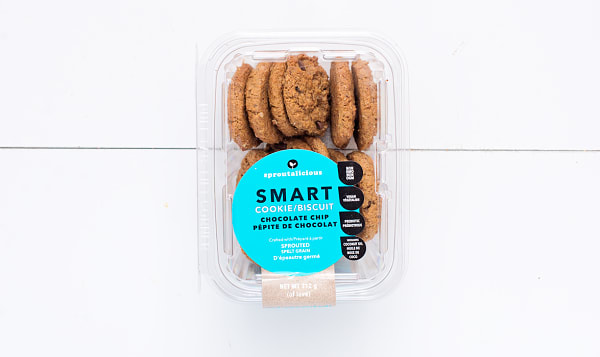 Smart Cookie - Chocolate Chip Cookies
