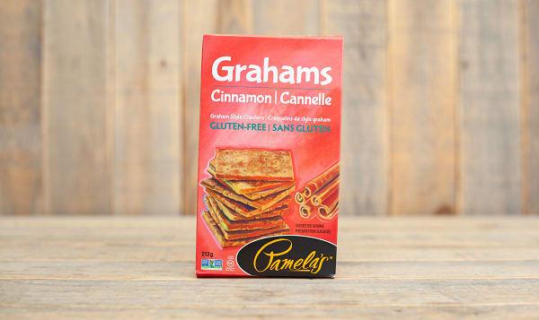 Cinnamon Graham Style Crackers