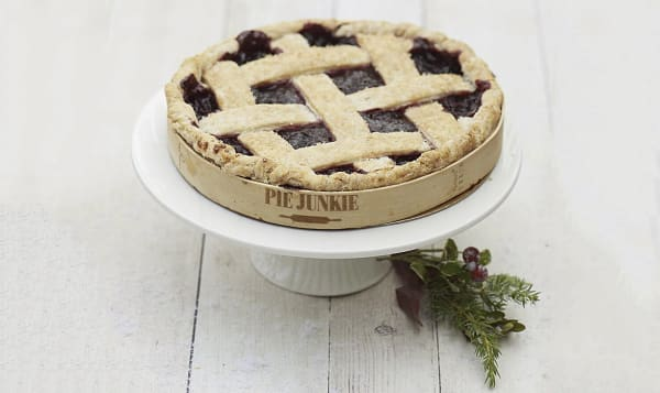 Sour Cherry Pie (Frozen)