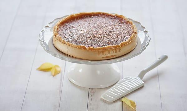 Salted Honey Pie (Frozen)