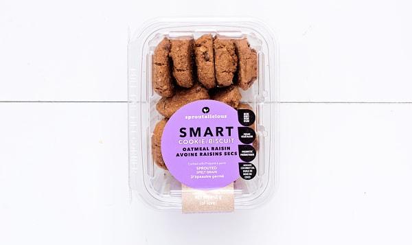 Smart Cookie - Oatmeal Raisin Cookies