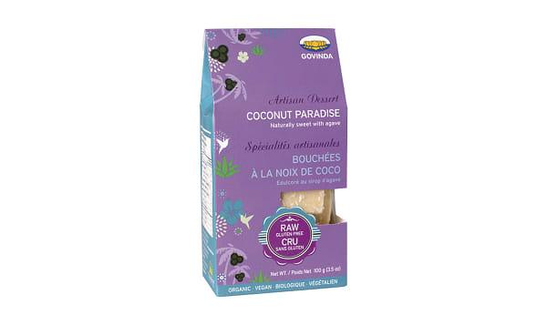 Organic Coconut Paradise