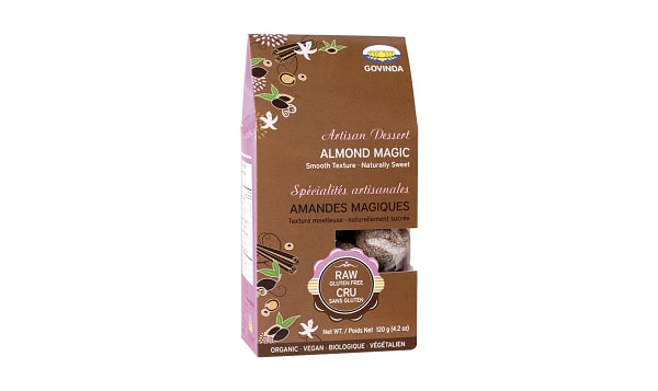 Organic Almond Magic