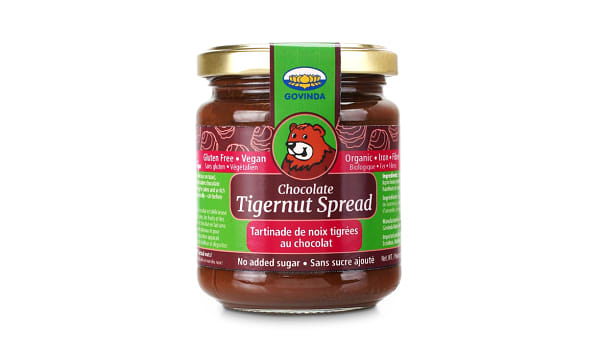 Organic Chocolate Tigernut Spread