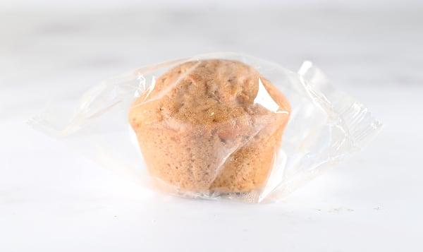 Mini Carrot Cinnamon Muffin (Frozen)