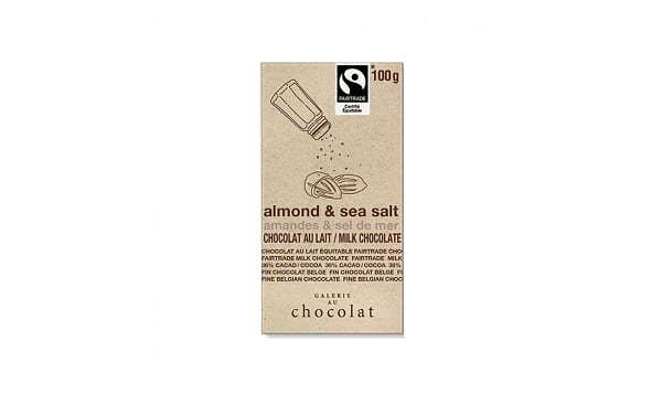 Organic Almond & Sea Salt Milk Bar