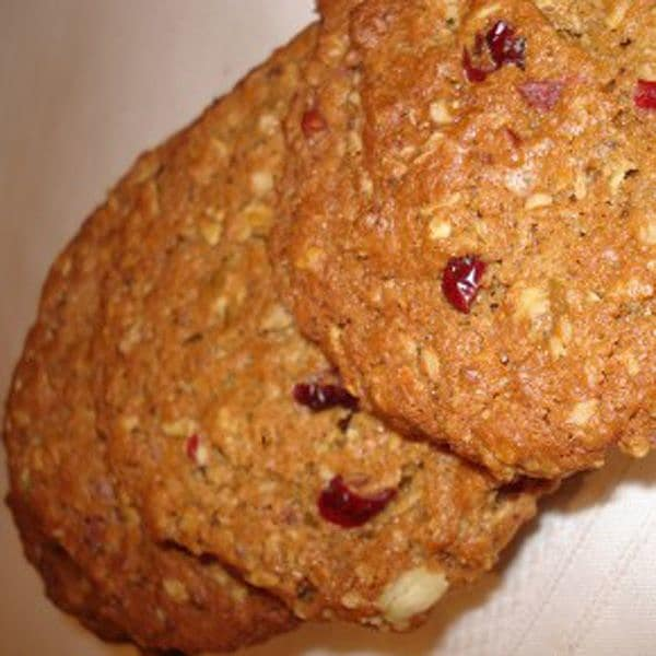 Jumbo Cranberry Oatmeal Pumpkin Seed Cookies