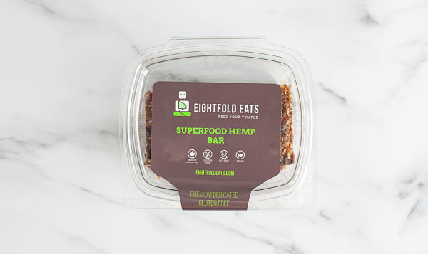 Superfood Hemp Heart Bar