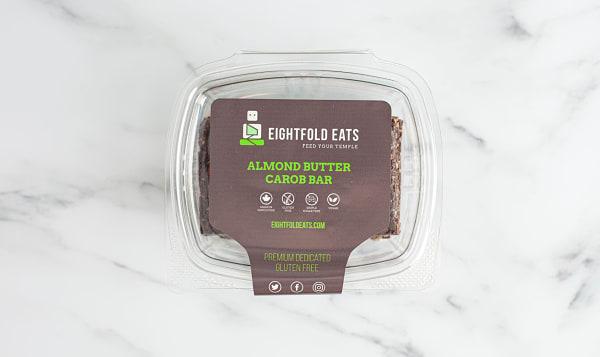 Almond Butter & Carob Energy Bar