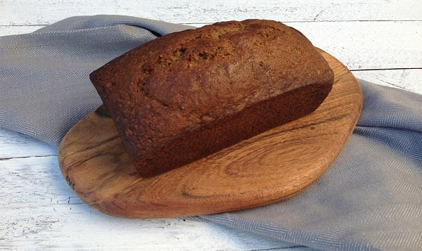 Organic 1/2 size Banana Bread