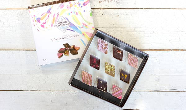 9 pc Assorted Classic Chocolate Collection Gift Box