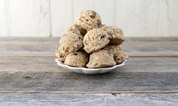 Oatmeal Cookie Dough (Frozen)
