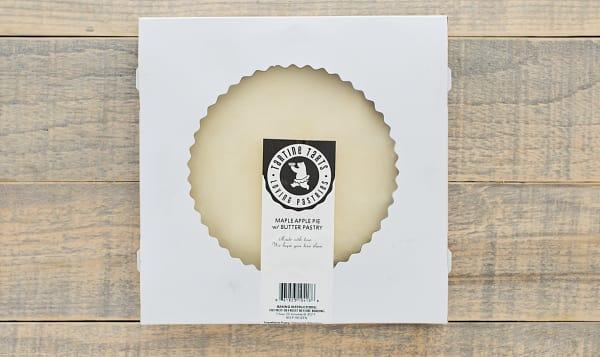 Maple Apple Pie - Bake & Serve (Frozen)