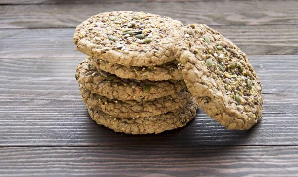 Kitsilano Oatmeal Cookies