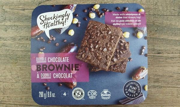 Double Chocolate Brownie (Frozen)