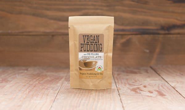 Organic Chocolate Pudding & Pie Filling