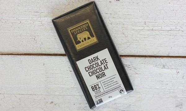 Panther Bar - Strong & Velvety Dark Chocolate