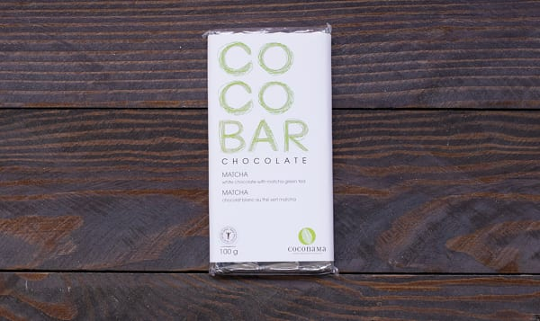 COCONAMA Matcha Chocolate Bar