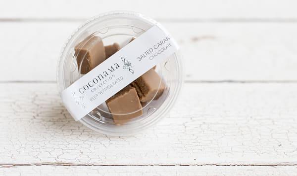 COCONAMA Salted Caramel Ganache