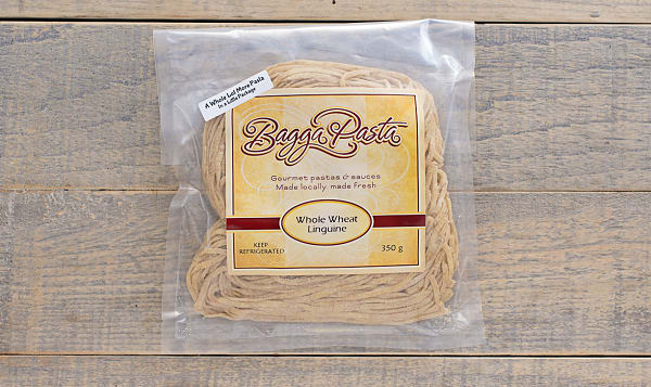 Fresh Whole Wheat Linguine