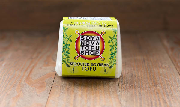 Organic Sprouted Soybean Tofu
