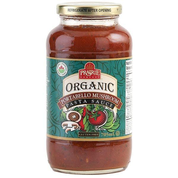 Organic Portabello Mushroom Pasta Sauce