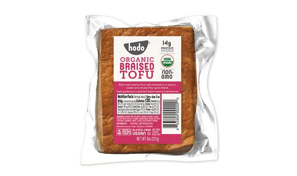 Organic Braised Tofu
