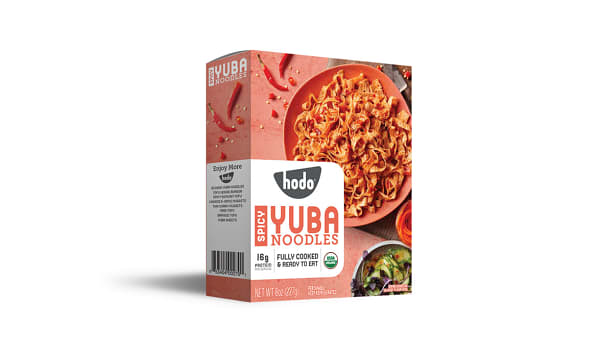 Organic Spicy Yuba Noodles