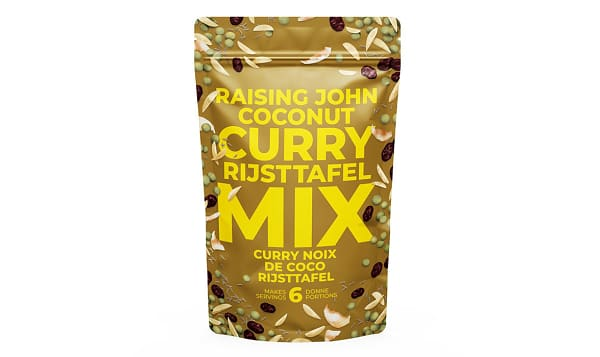 Organic Curry Meal Mix