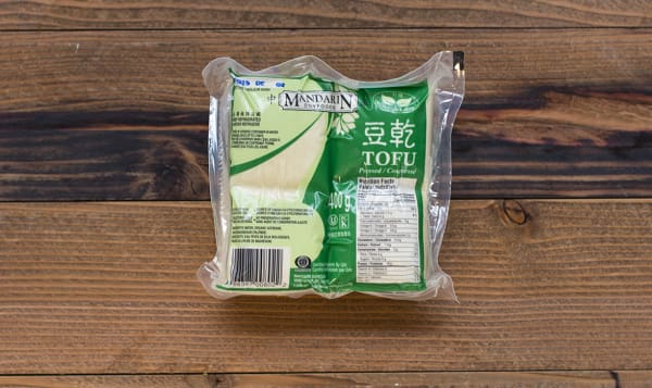 Organic Pressed Tofu (Firm)