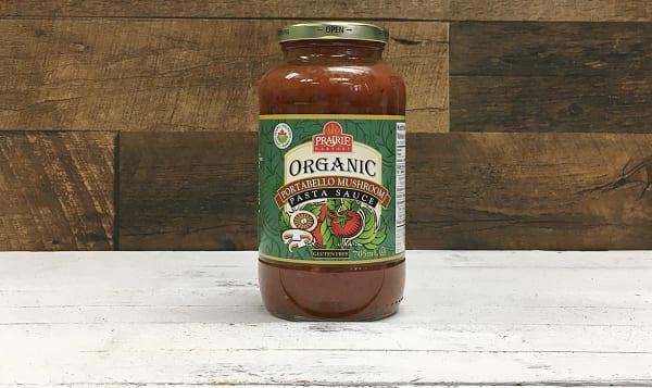 Organic Portabello Pasta Sauce