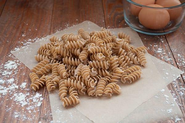 Organic Kamut Rotini Noodles