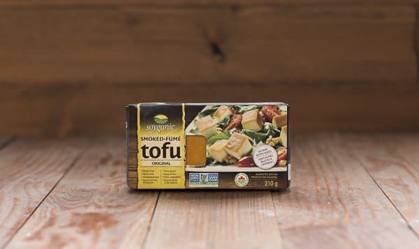 Organic Smoked Tofu