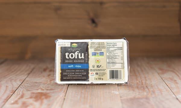 Organic Soft Tofu
