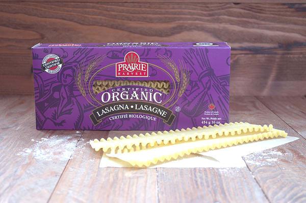 Organic Lasagna Noodles