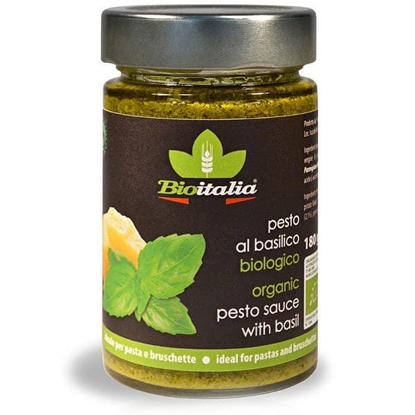 Organic Pesto with Basil