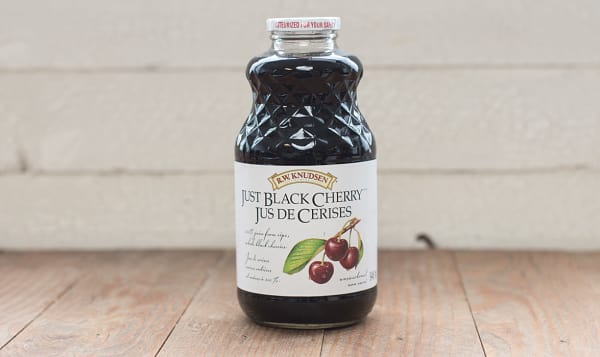 100% Black Cherry Juice