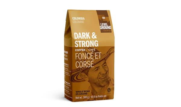 Colombian Dark Roast Coffee Beans