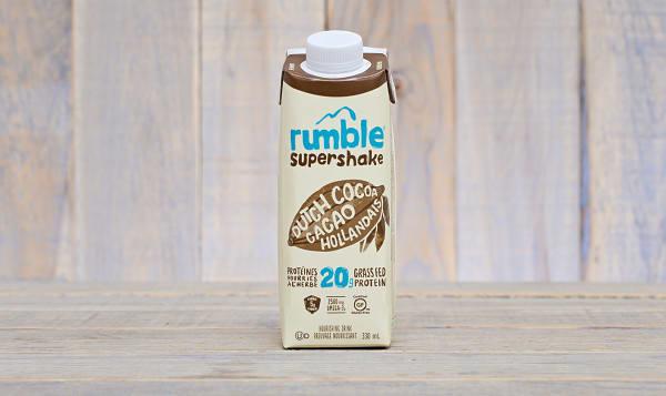 Dutch Cocoa Nourishing Beverage