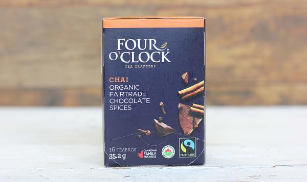 Chocolate Spice Tea