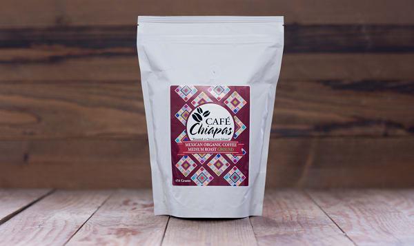 Organic Medium Roast Coffee- Ground